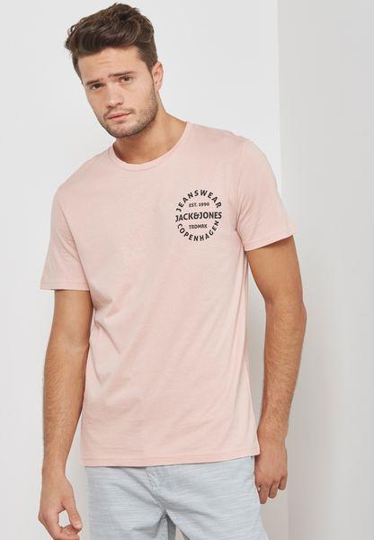 Art Chest Print T-Shirt