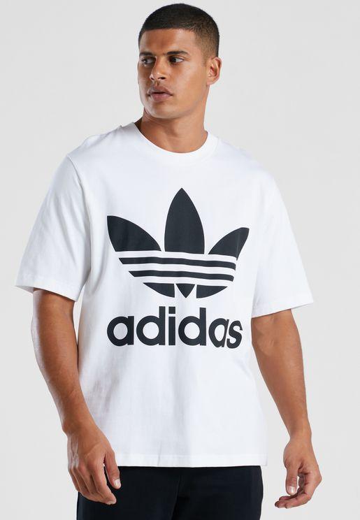 adicolor Trefoil Oversized T-Shirt