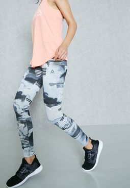 Workout Painted Tights