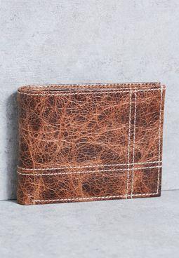 Billfold Leather Wallet
