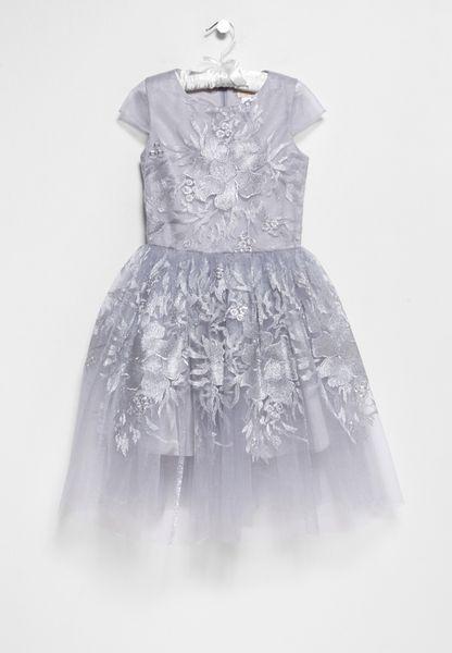 Tween Embroidered  Dress