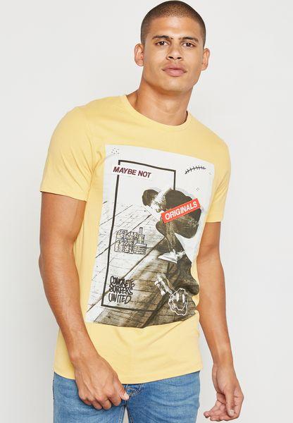 Cobra Printed T-Shirt