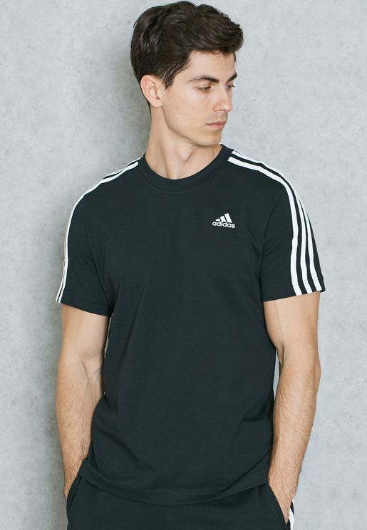 Essential 3 Stripe T-Shirt