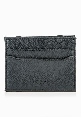 Mango MAN Placa Credit Card Holder