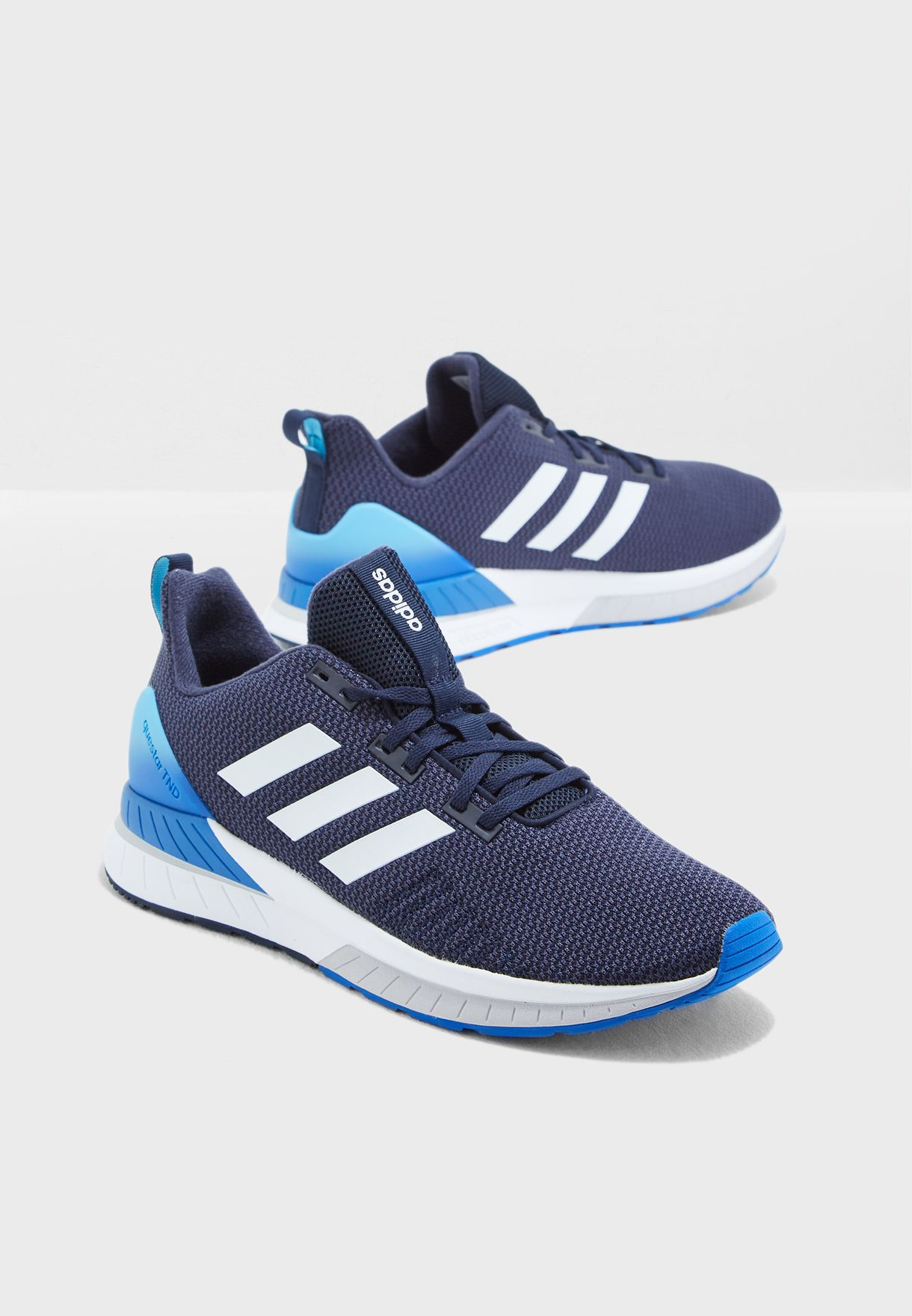 e32b3a4356a2 Shop adidas navy Questar TND B44801 for Men in UAE - AD476SH11FHC