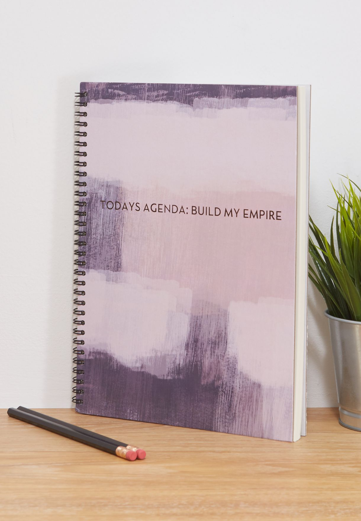 Today's Agenda Daily Planner