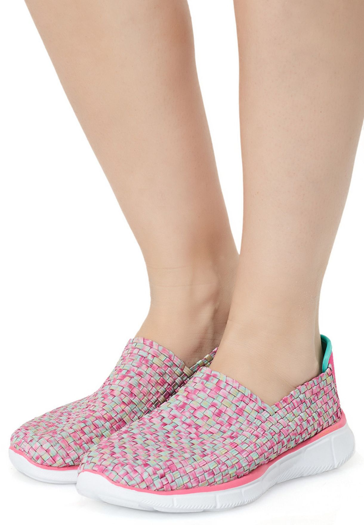 adf082cc251b Shop Skechers pink Equalizer Vivid Dream Comfort Shoes for Women ...