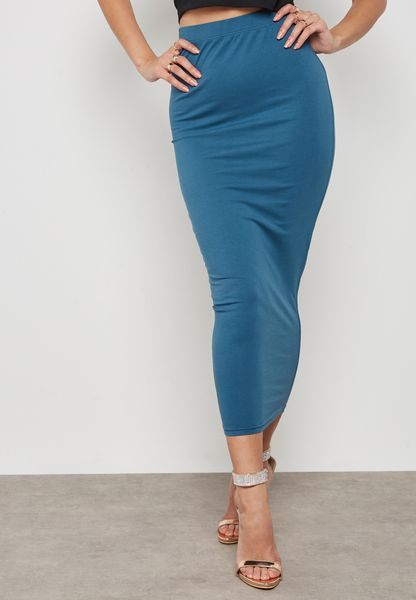 Midaxi Skirt