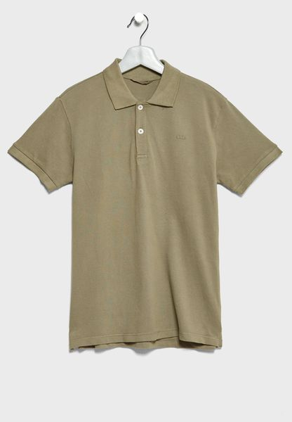Little Essential Polo