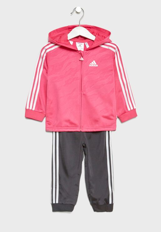 Infant Shiny Jogger Set