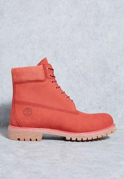 6 In Premium Boots