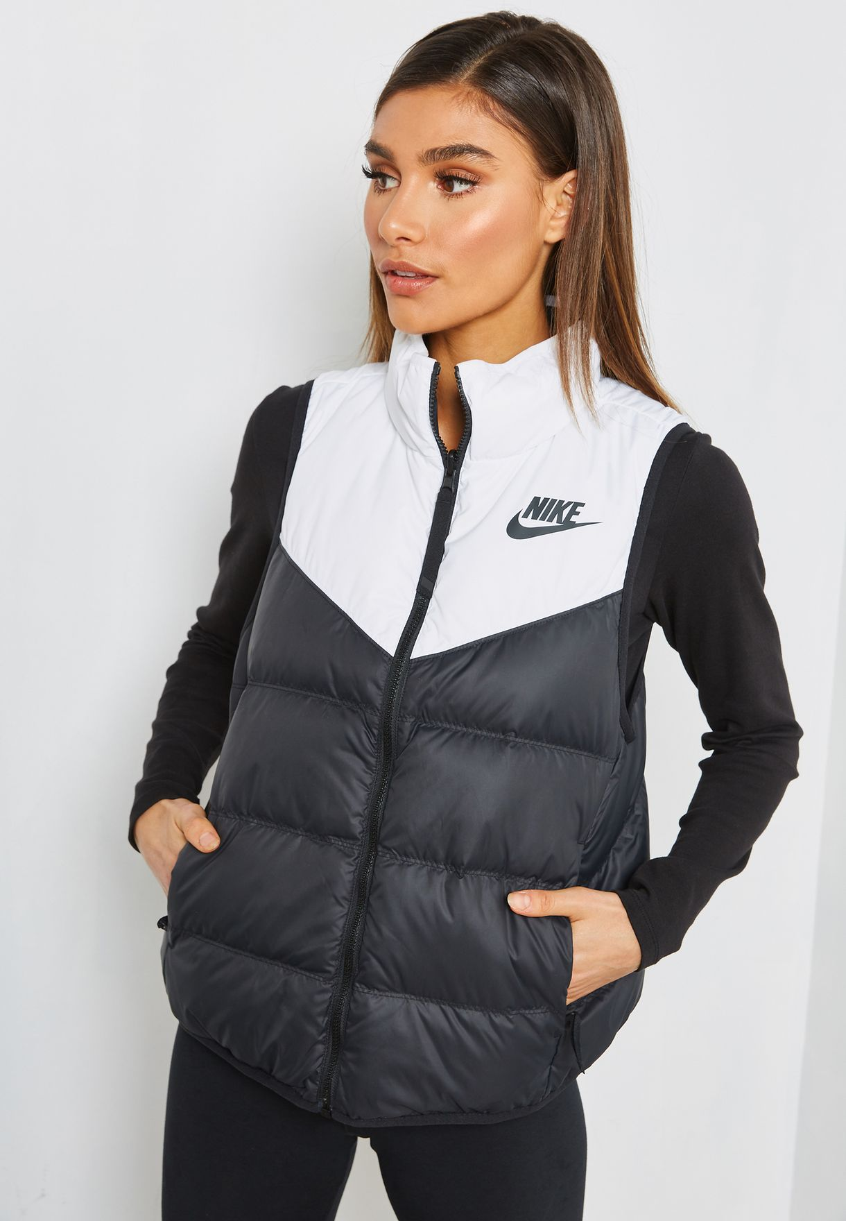 Down Fill Reversible Gilet