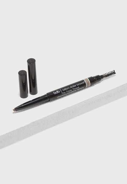 Triple Threat Triangular Brow Pencil