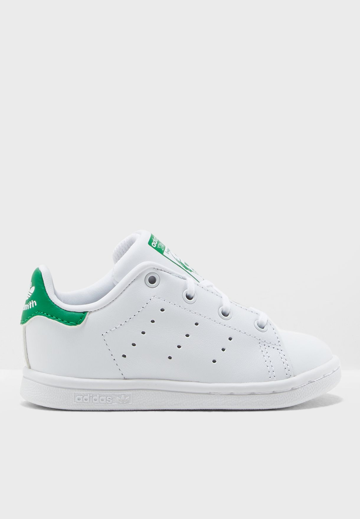 13859c208 Shop adidas Originals white Infant Stan Smith BB2998 for Kids in UAE ...