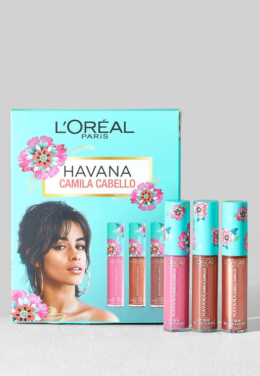 Havana Camila Cabello 3 Piece Lip Gloss Set
