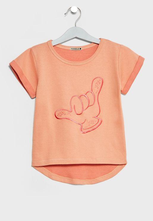 Little Hang Loose T-Shirt