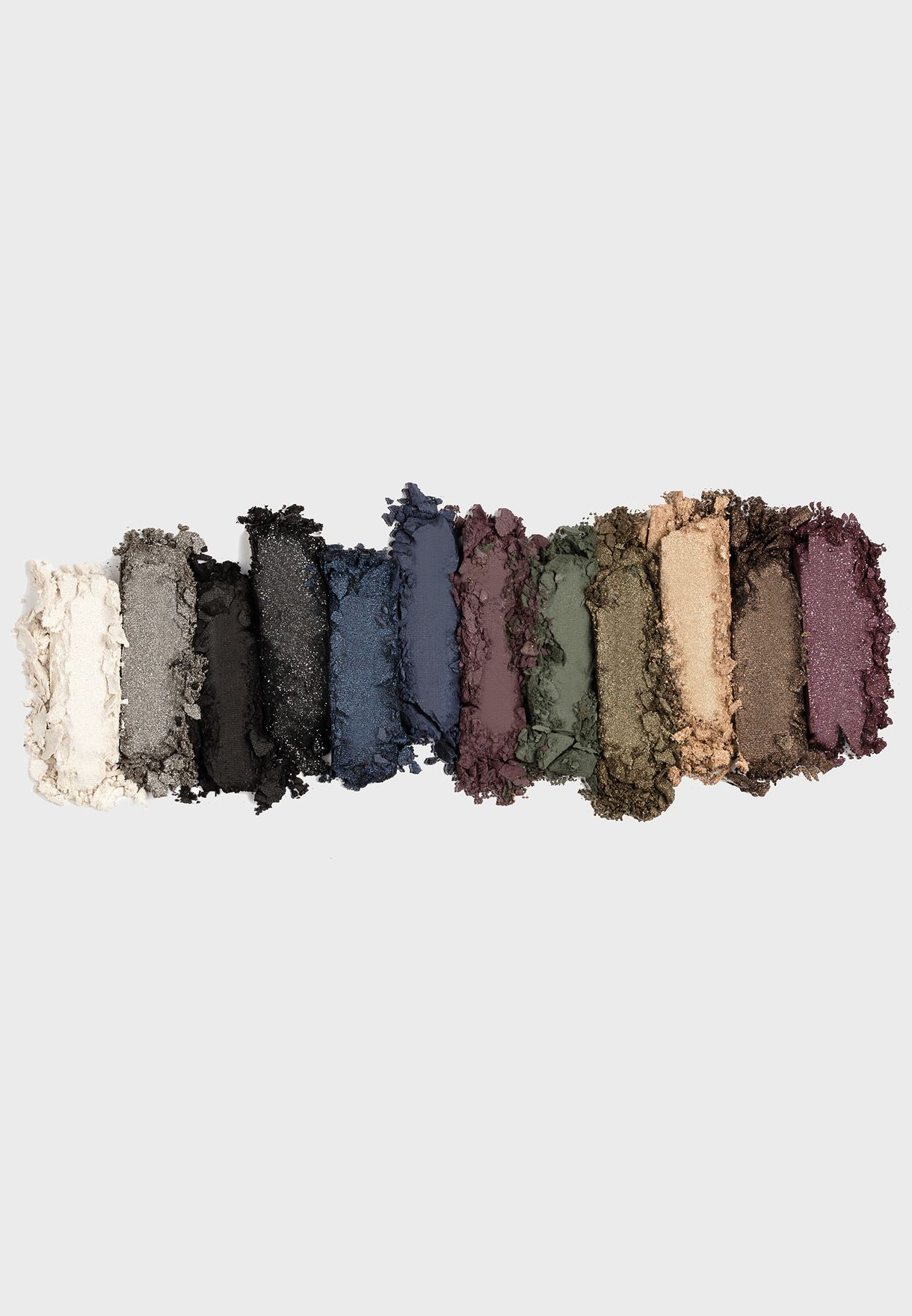 12 Pack Eyeshadow Palette - The Smokes