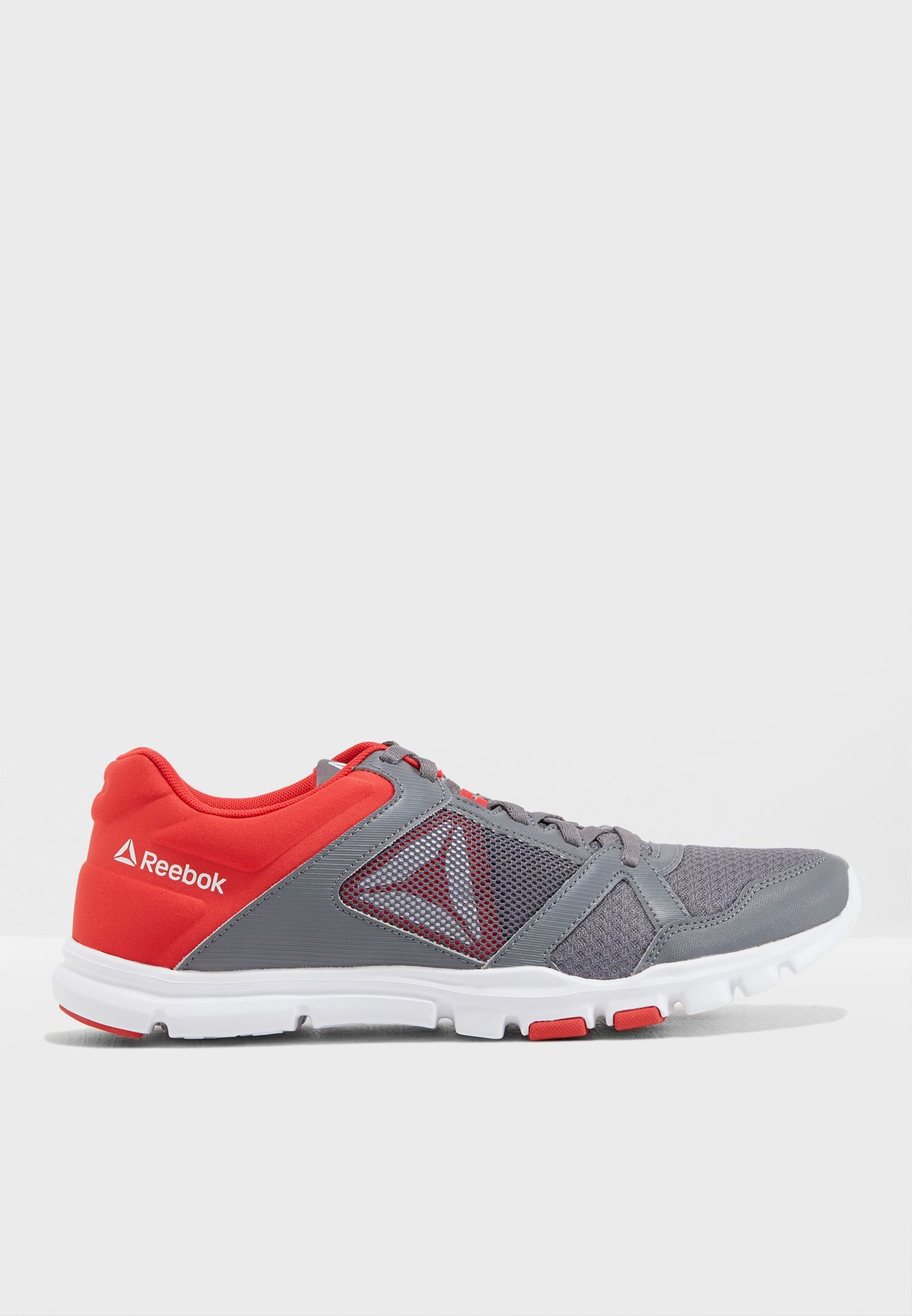 a0ee2f19c Shop Reebok grey Yourflex Train 10 MT CN4729 for Men in UAE ...