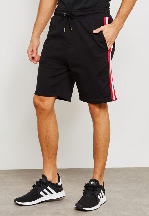 Level Side Tape Shorts