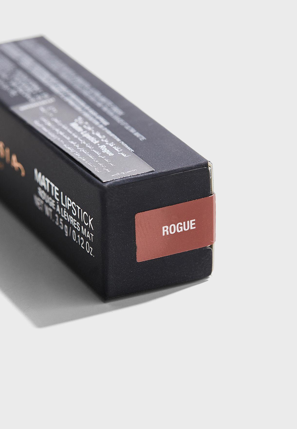 Matte Lipsticks - Rogue