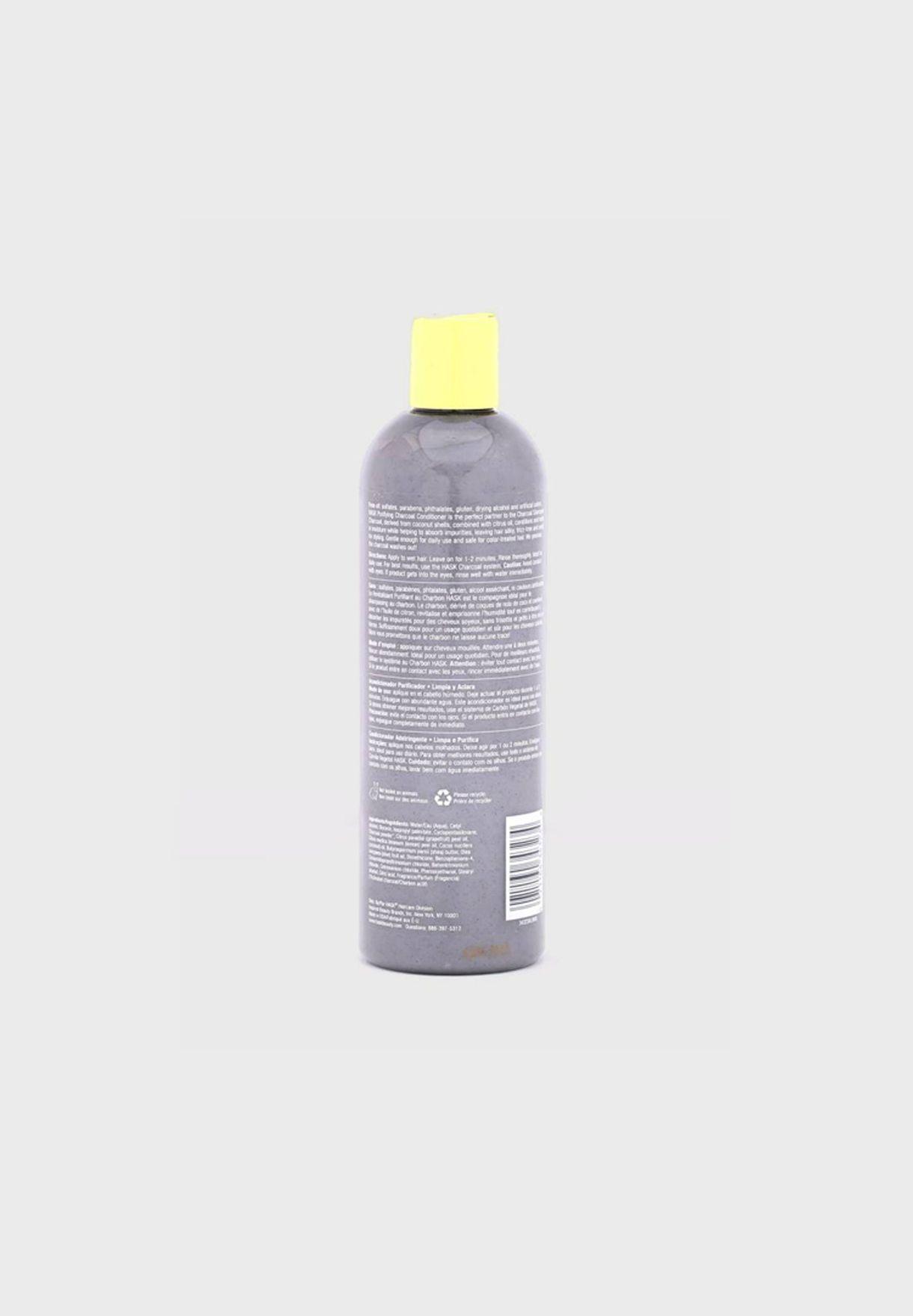 بلسم الفحم لنقاء الشعر - 355 مل