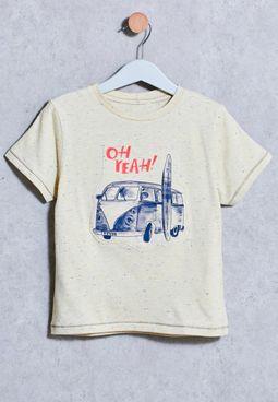 Kids Hey T-Shirt