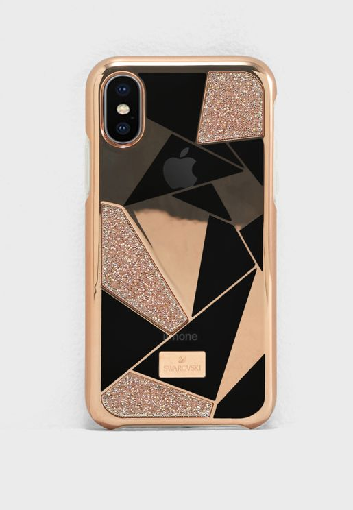 Heroism With Bumper iPhone X Case