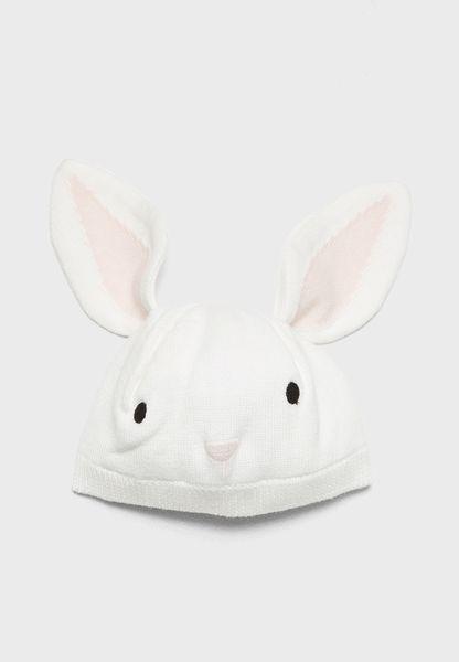 Infant Bunny Beanie