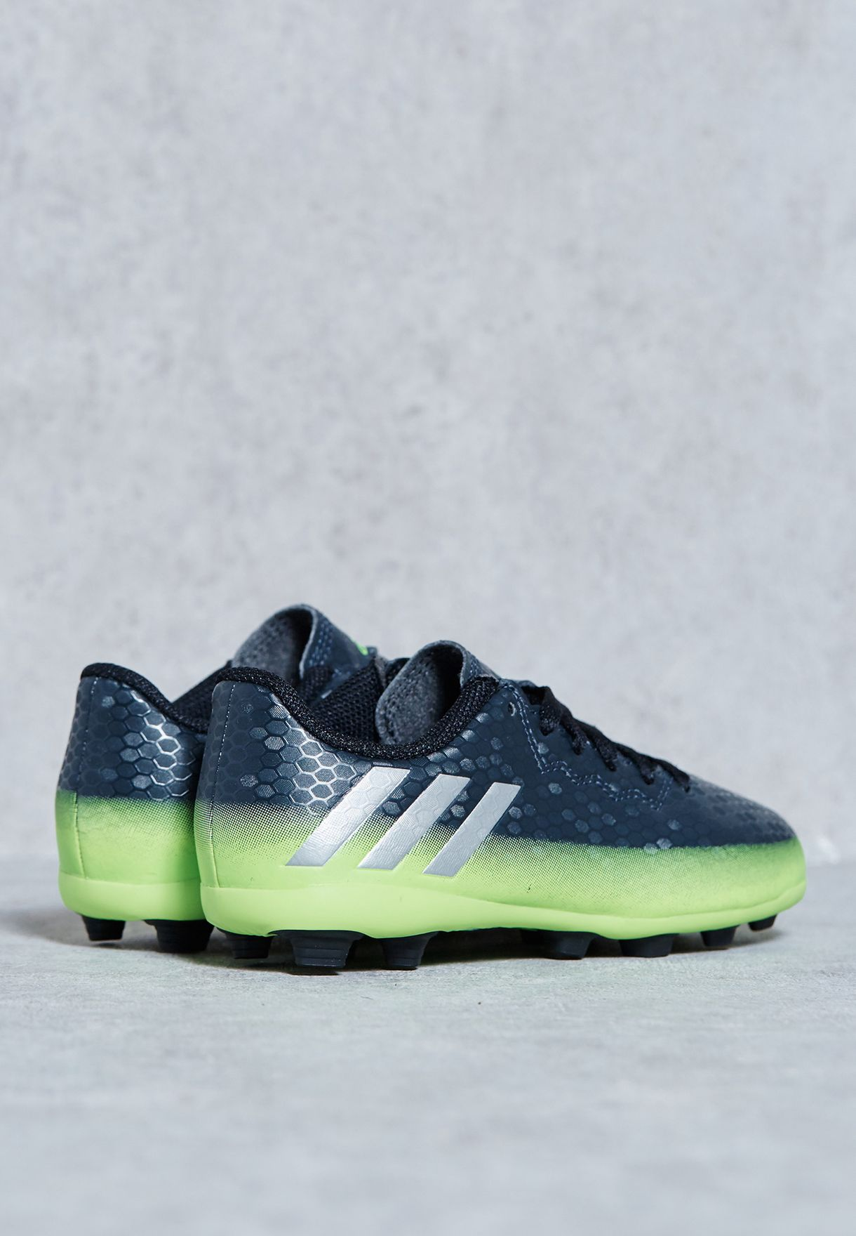empeorar Te mejorarás Varios  Buy adidas black Messi 16.4 FXG Kids for Kids in MENA, Worldwide | AQ3525