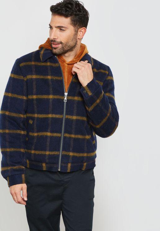 Asger Zip Through Jacket