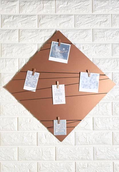 Diagonal Peg Board