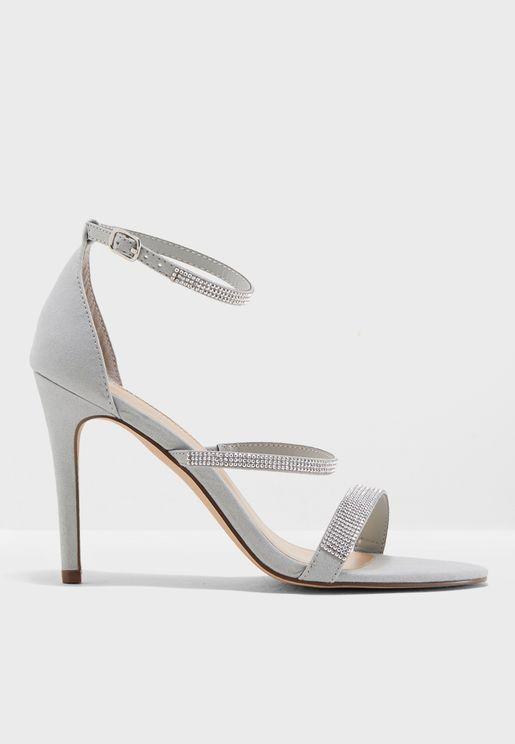 Becky Heel Sandals