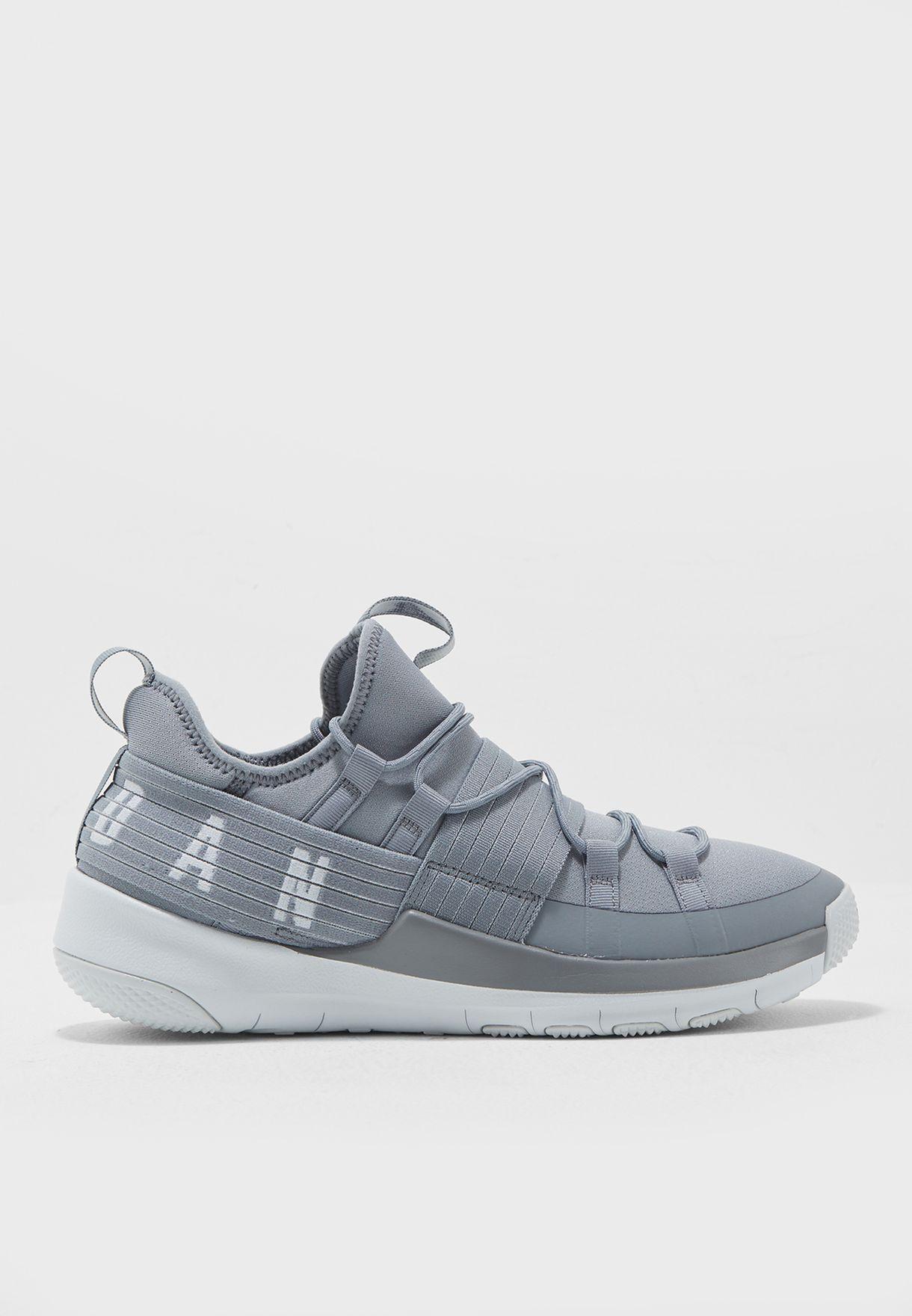 ad49b3bd7ac331 ... Shop Nike grey Jordan Trainer Pro AA1344-004 for Men in UAE -  NI727SH11MTO ...