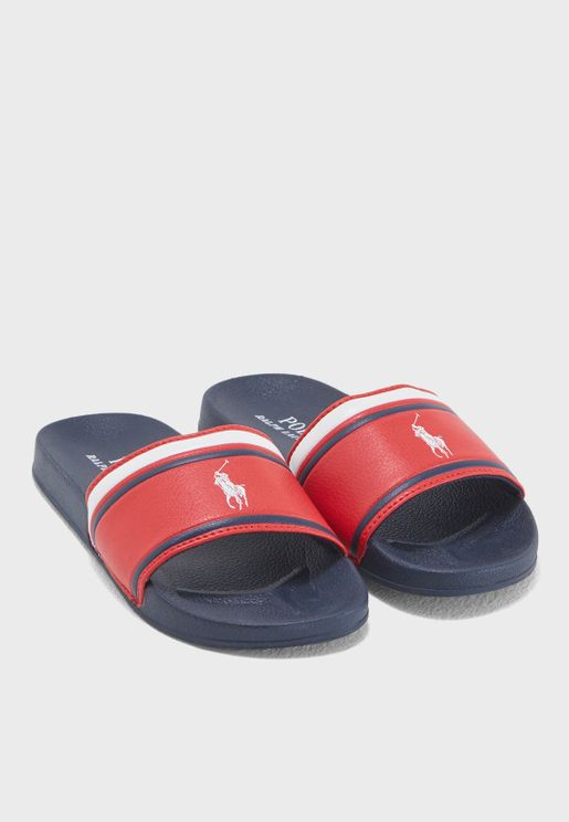 Kids Quilton Slip On