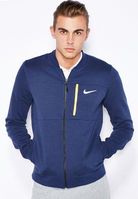 Nike Advance Fleece Varsity Jacket