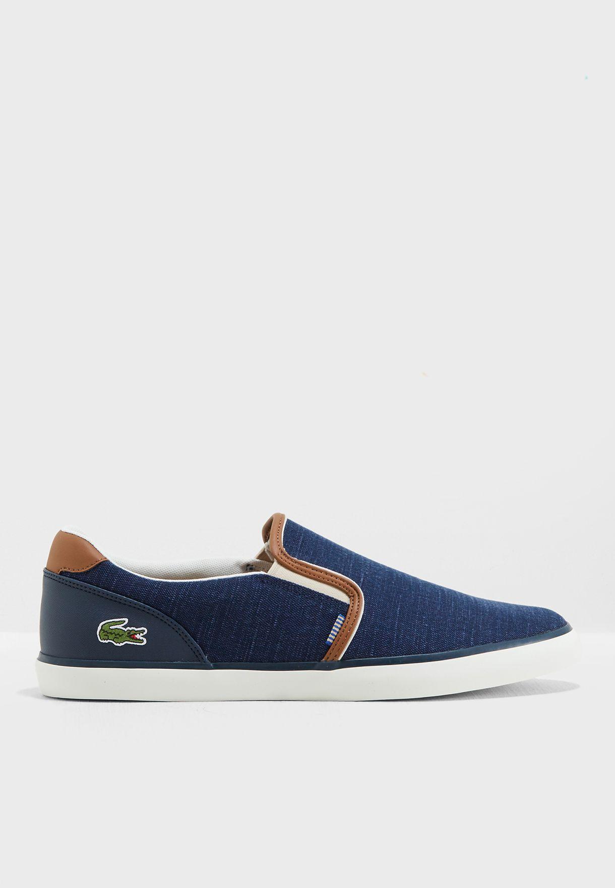 3ab57df0b تسوق حذاء جور ماركة لاكوست لون كحلي 36CAM0037NT1 في السعودية ...