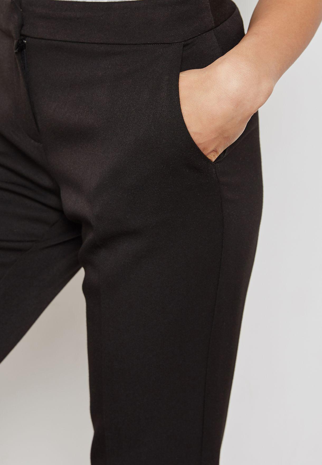 Ankle Grazer Pants