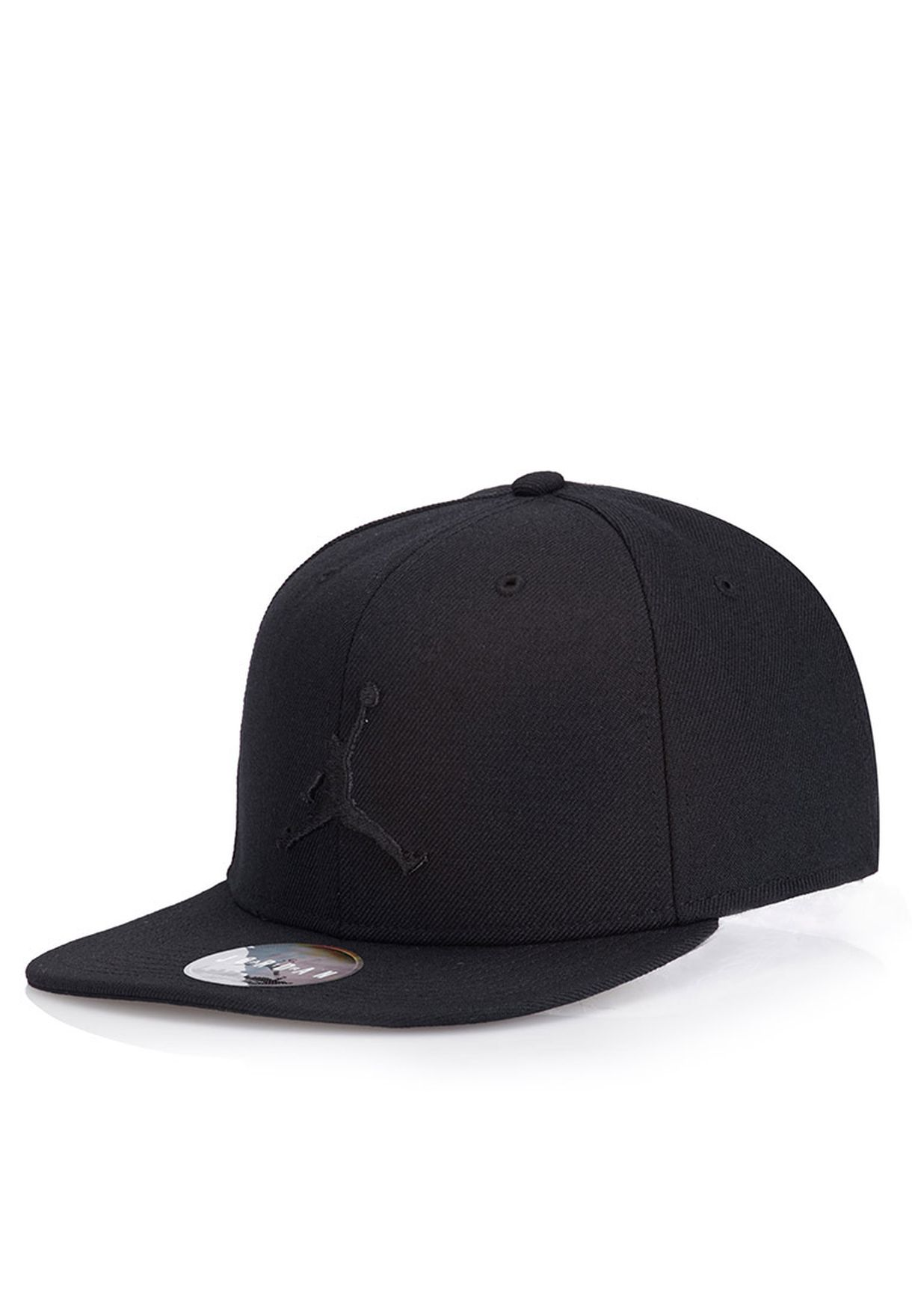 1fde98986e3572 Shop Nike black Jordan Jumpman Cap for Men in UAE - NI727AC01JFE