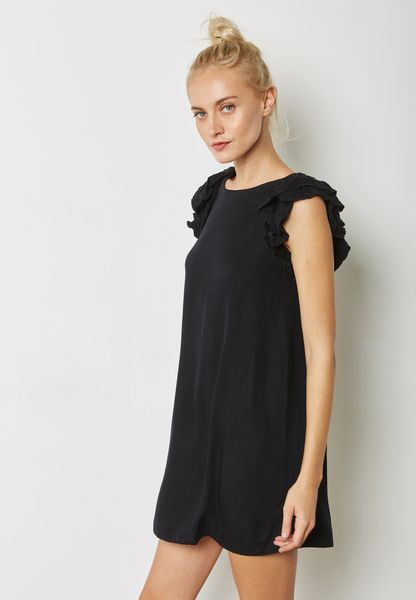 Ruched Dress