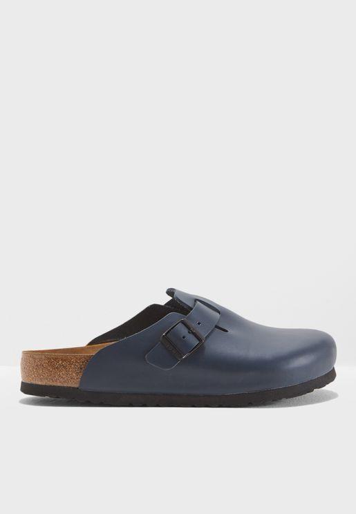 Boston Single Buckle Sandals