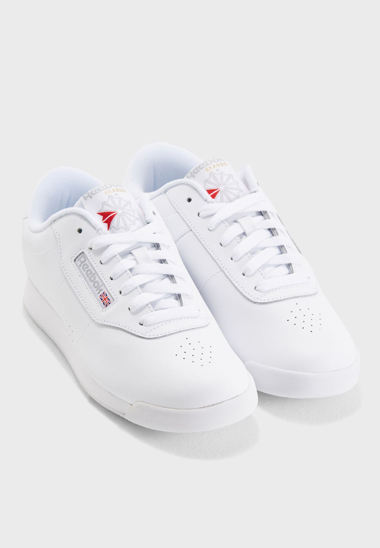 e69081dffc9 Shop Reebok white Princess CN2212 for Women in UAE - RE019SH01YLQ