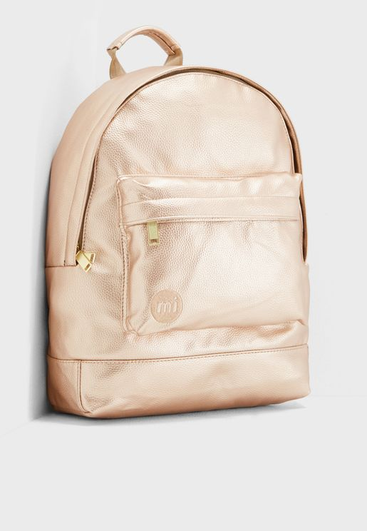 Tumbled Blush Backpack