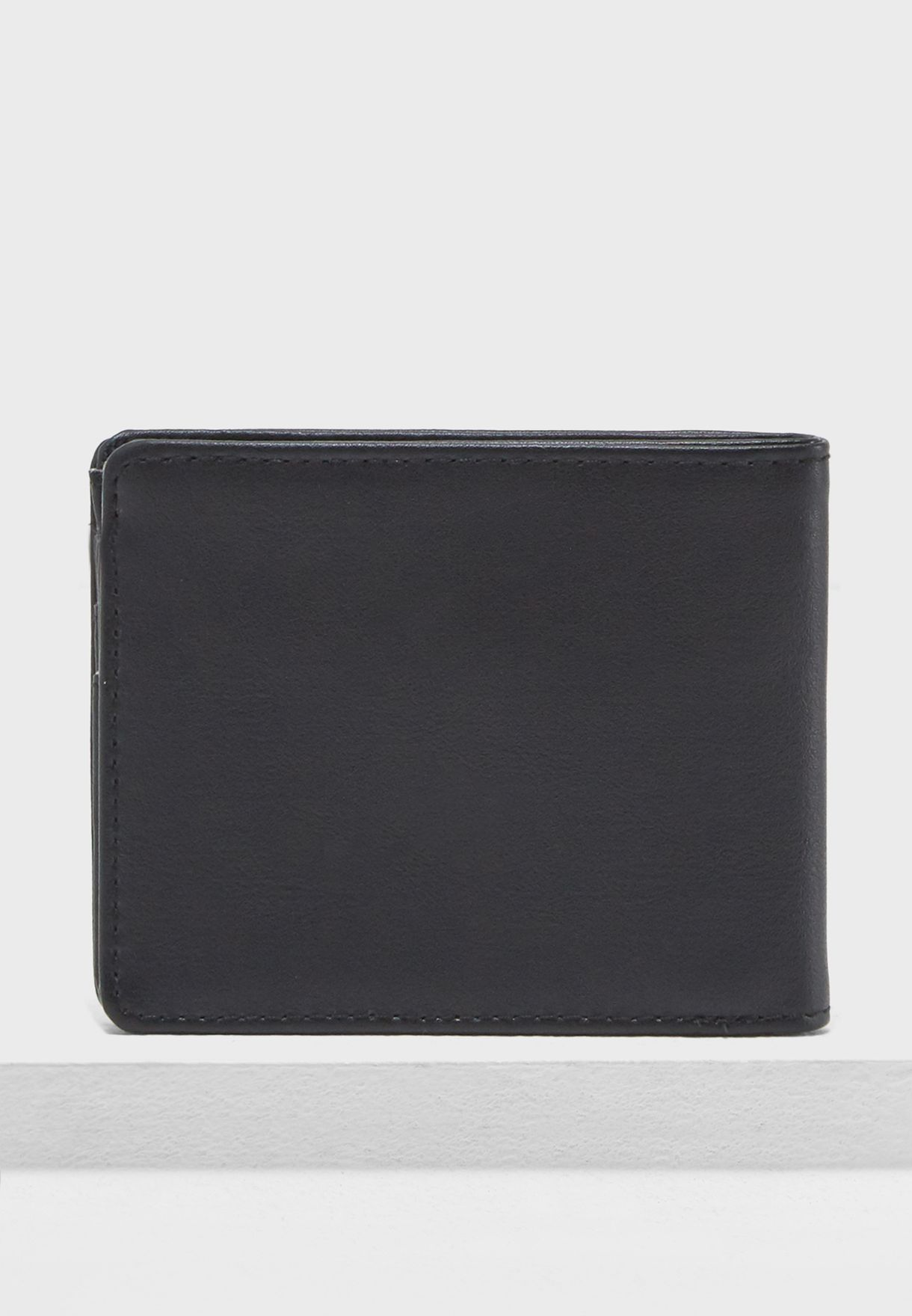 d77ad5c0c1d2cf Shop Vans black Full Patch Bifold Wallet VA31J9BLK for Men in UAE ...