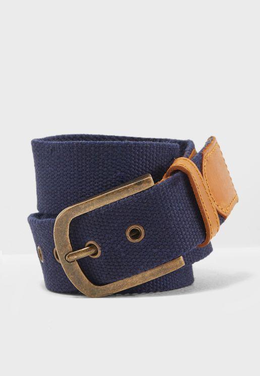 حزام خصر من الكانفاس بطول قابل للتعديل