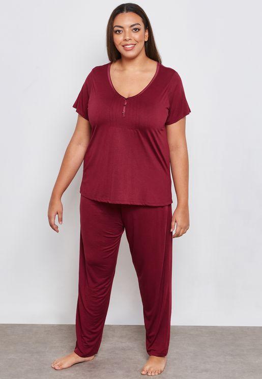 38d3988b34 Plus Size Nightwear for Women