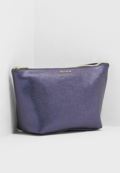Grainy Wash Bag