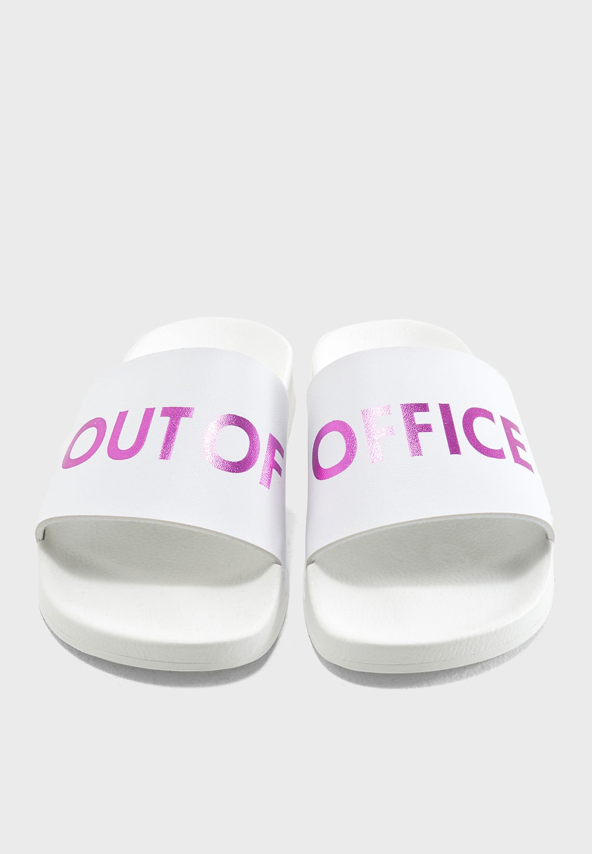 Out Of Office Casual Flat Sandals