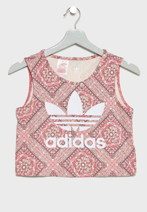Youth Trefoil Tank Top