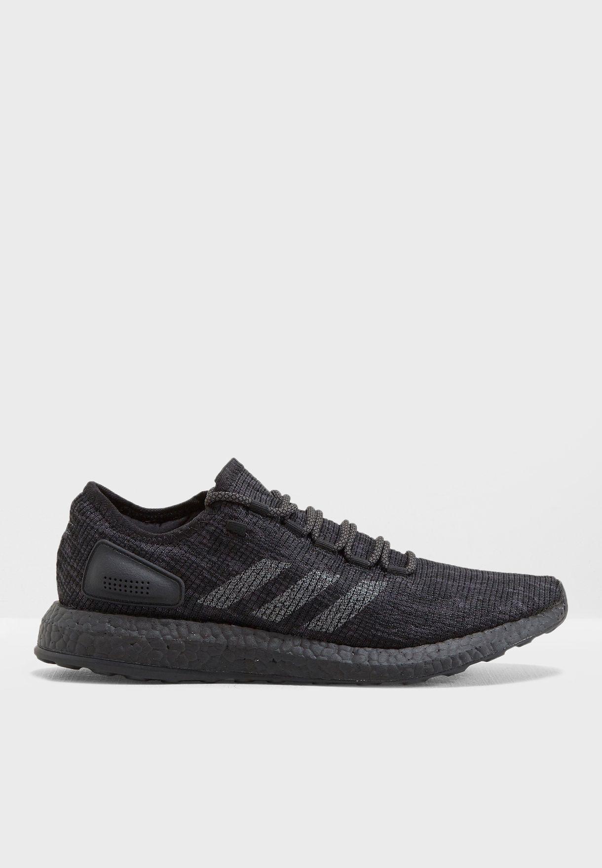 67188e4b676ad Shop adidas black Pureboost CM8304 for Men in UAE - AD476SH01HQC
