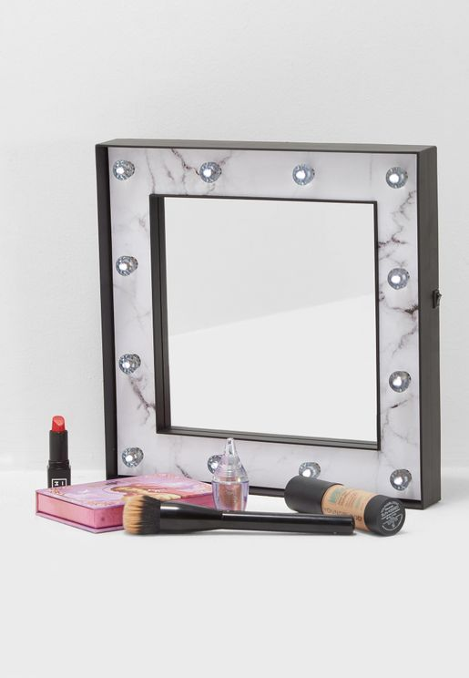 Large Light Up Mirror